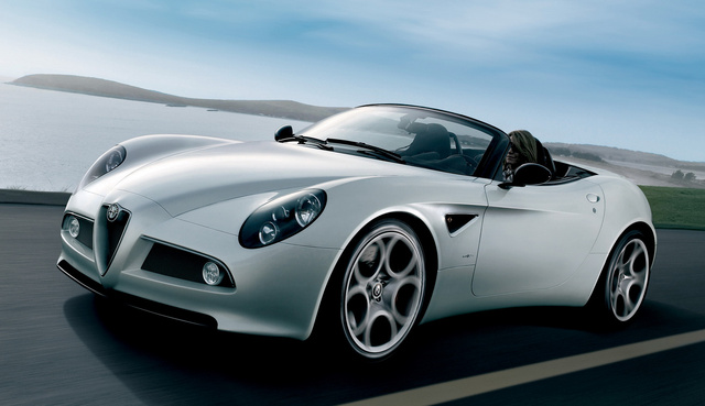 Picture of 2009 Alfa Romeo 8C Spider