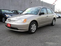 2001 Honda Civic EX picture, exterior