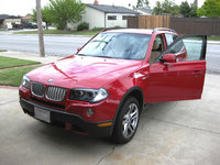 Picture of 2008 BMW X3 3.0si, exterior, gallery_worthy