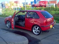 2000 Volkswagen Gol Overview