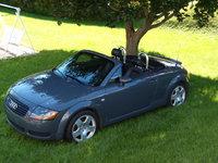 Picture of 2001 Audi TT quattro Roadster, exterior, gallery_worthy