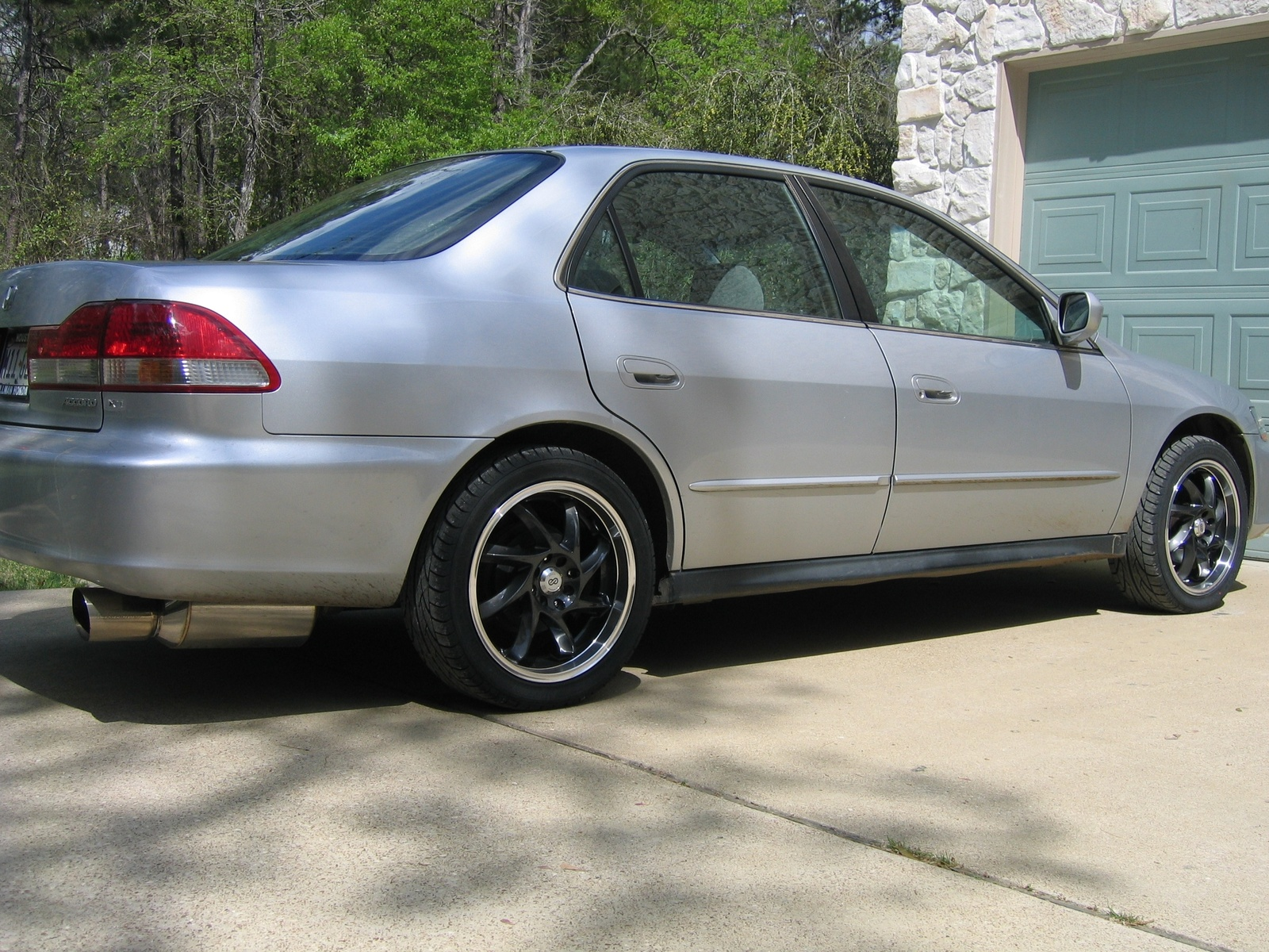 Picture of 2001 Honda Accord LX, exterior