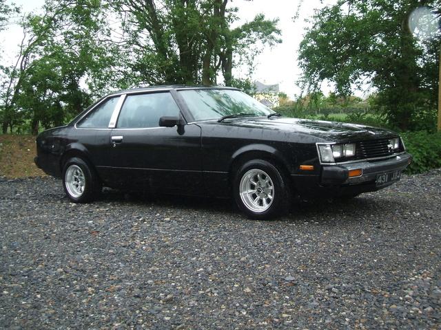 """1980 Toyota Celica, """"For Sale"""" tasha4w@gmail.com, location Ireland, exterior"""