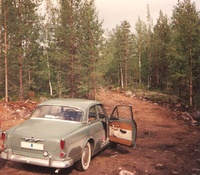 1960 Volvo 122 Overview