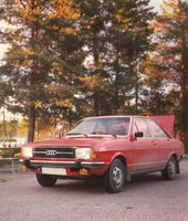 1979 Audi 80 Overview