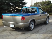 Picture of 2002 Chevrolet S-10 2 Dr LS Standard Cab SB, exterior