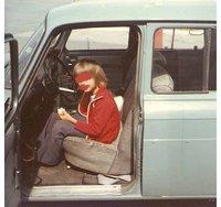 1962 Renault 8 Overview