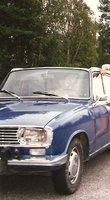 1974 Renault 16 Overview