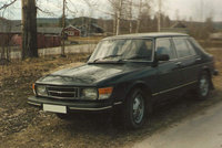 1984 Saab 99 Picture Gallery