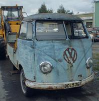 1955 Volkswagen Microbus Overview