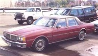 1981 Pontiac Catalina Overview
