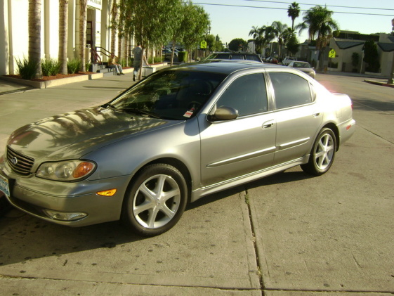 2003 Infiniti I35 4 Dr STD Sedan picture