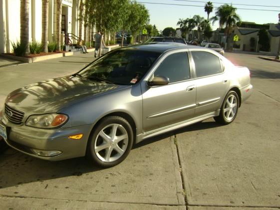 Picture of 2003 Infiniti I35 4 Dr STD Sedan