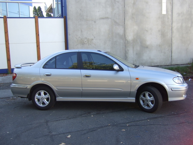 Picture of 2002 Nissan Pulsar, exterior