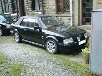 Picture of 1988 Ford Escort, exterior