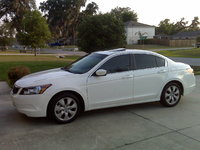2009 Honda Accord EX, exterior, gallery_worthy
