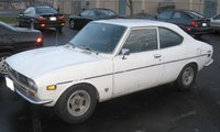 1972 Mazda Capella Picture Gallery