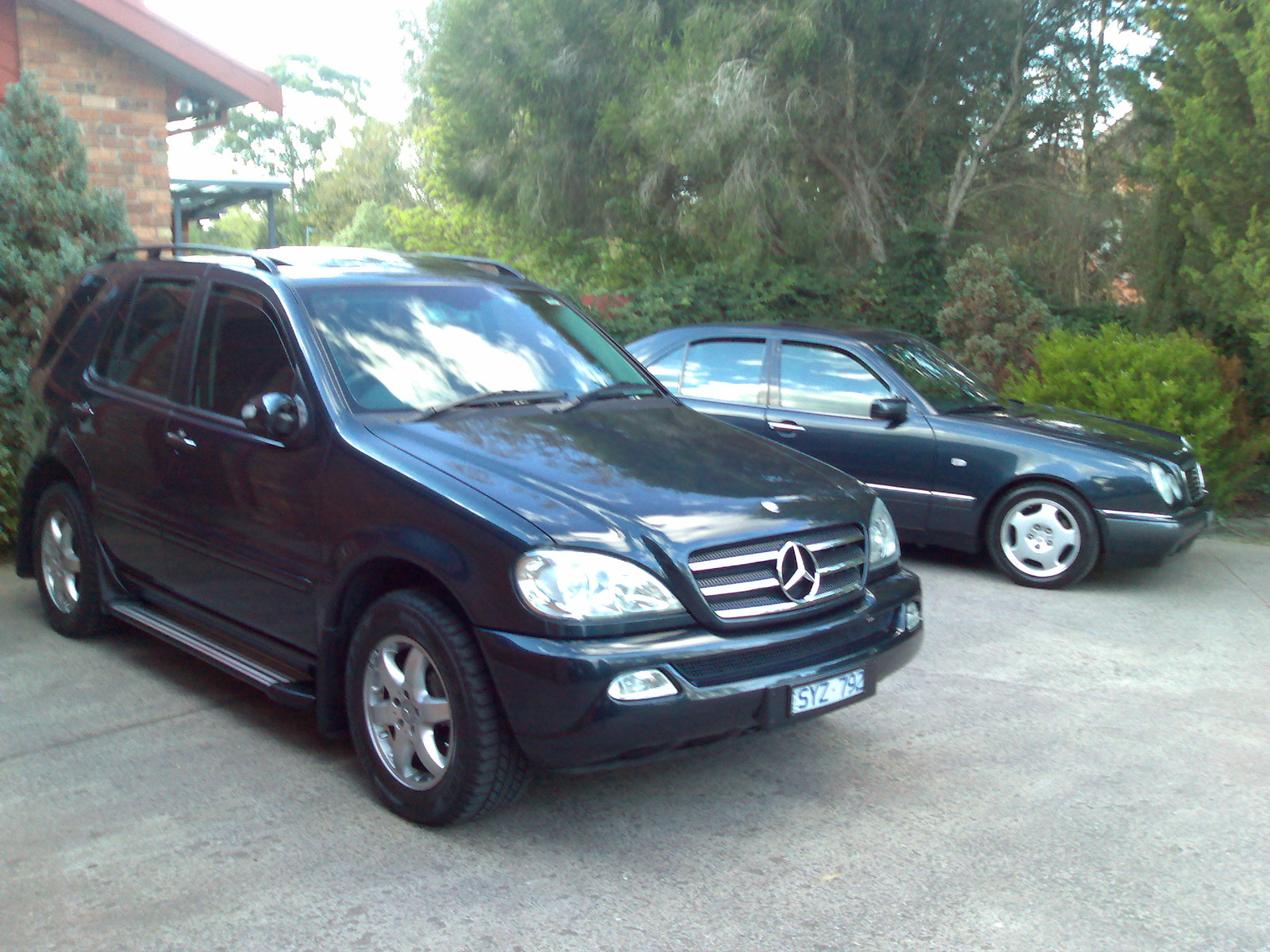 2003 mercedes benz ml500 price