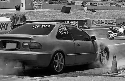 Picture of 1995 Honda Civic Coupe EX, exterior