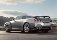 2010 Nissan GT-R, Back Left Quarter View, exterior, manufacturer