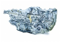 2010 Subaru Legacy, Engine View, engine, manufacturer