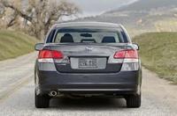 2010 Subaru Legacy, Back View, exterior, manufacturer