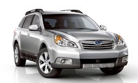 2010 Subaru Outback, Front Right Quarter View, exterior, manufacturer