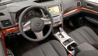 2010 Subaru Outback, Interior View, interior, manufacturer, gallery_worthy