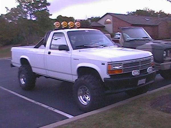 Picture of 1995 Dodge Dakota 2 Dr STD 4WD Standard Cab LB, exterior