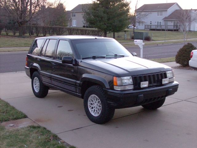 1993 Jeep Grand Cherokee - Pictures - CarGurus
