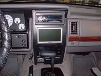 1993 Jeep Grand Cherokee Limited 4WD, 1993 Jeep Grand Cherokee 4 Dr Limited 4WD SUV picture, interior