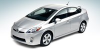 2010 Toyota Prius, Front Left Quarter View, exterior, manufacturer, gallery_worthy