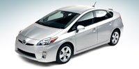 2010 Toyota Prius, Front Left Quarter View, exterior, manufacturer