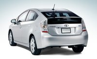 2010 Toyota Prius, Back Left Quarter View, manufacturer, exterior