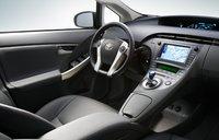 2010 Toyota Prius, Interior View, interior, manufacturer