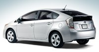 2010 Toyota Prius, Back Left Quarter View, exterior, manufacturer, gallery_worthy