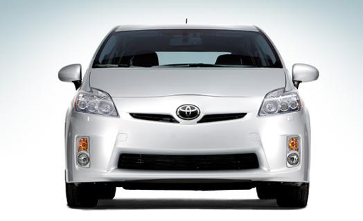 2010 Toyota Prius, Front View, exterior, manufacturer