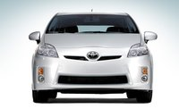 2010 Toyota Prius, Front View, exterior, manufacturer
