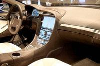 2011 Tesla Model S, Interior View, interior, manufacturer