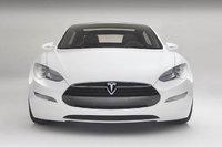 2011 Tesla Model S, Front View, exterior, manufacturer