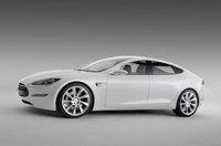 2011 Tesla Model S, Left Side View, exterior, manufacturer