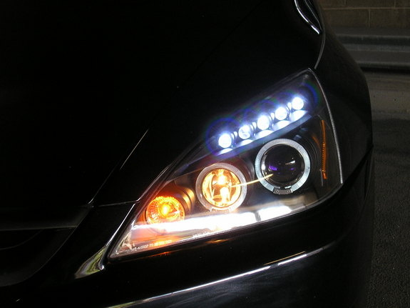 Lovely Accord 2005 Headlights