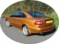 Picture of 1998 Volvo C70 2 Dr HT Turbo Coupe, exterior
