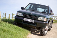 1995 Vauxhall Frontera Overview