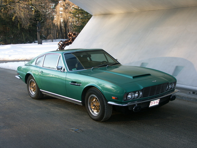 Picture of 1971 Aston Martin DBS