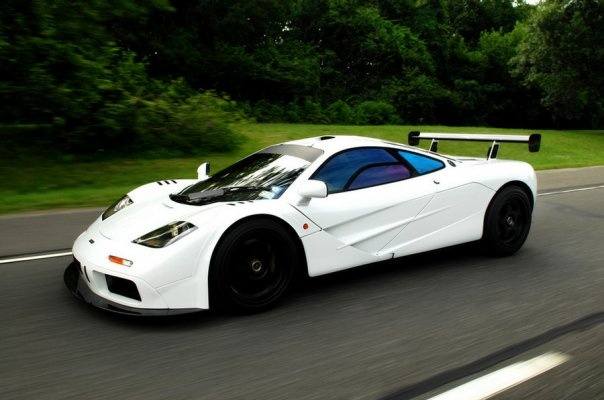 an overview of the mclaren f1