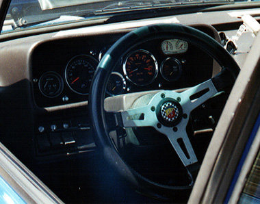 Picture of 1981 Fiat 131, interior
