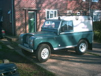 1979 Land Rover Series III Overview