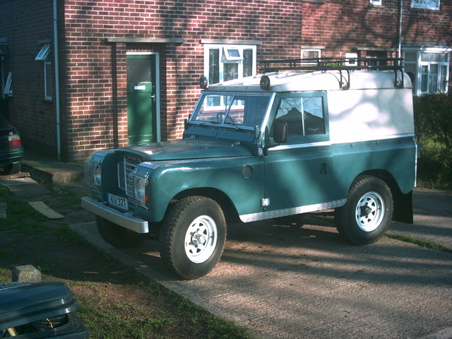 Picture of 1979 Land Rover Series III