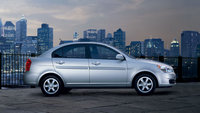Picture of 2008 Hyundai Accent GLS Sedan FWD, exterior, gallery_worthy